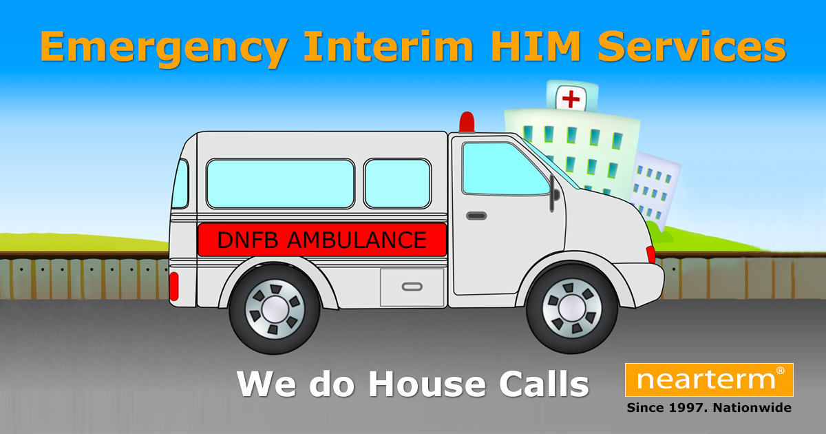 Interim HIM Services to Relieve HIM Pain